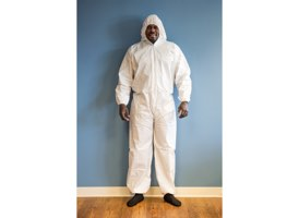 PosiWear BA Full Protection Coveralls at RagLady.com