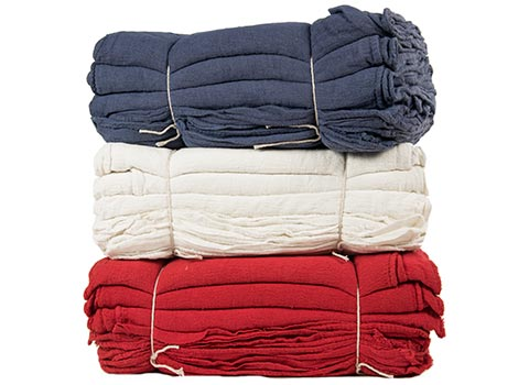 Shop Towels 100% Cotton Heavy Weight 14x14
