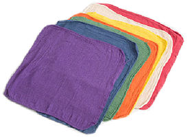 Shop Towels Heavy Weight Pre-Washed at RagLady.com