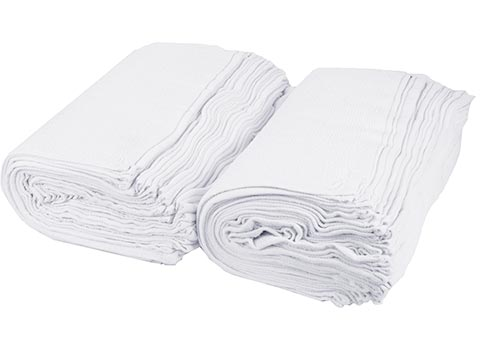 Bulk Terry Bar Mop Towels 16x19 (Prewashed)