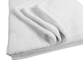 Thirsty Plush Hand Towels 16x26 at RagLady.com