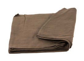 Brown Durable Huck Towels 15x24 at RagLady.com