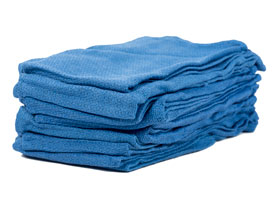 Bargain Surgical Huck Towels 16x23 at RagLady.com