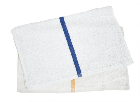 af069af86fe Stripe Terry Bar Towels - 16