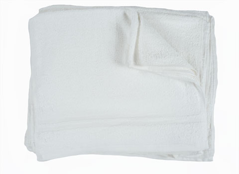 New Irregular Hand Towels 16x27 at RagLady.com
