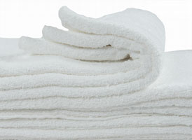 New Irregular  Bath Towels 24x50 at RagLady.com