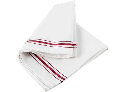 Restaurant Kitchen Towels bistro restaurant cotton napkins - free shipping