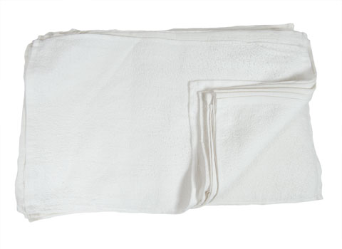 Bulk Cotton Terry Cloth Towel Rags Full Size Bargain