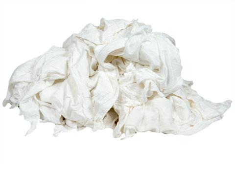 Premium cotton rags 18 x 18 bulk for T shirt rags bulk