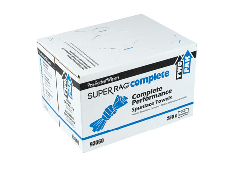 Economy Lint Free Wipes 12x17 #93560 at RagLady.com