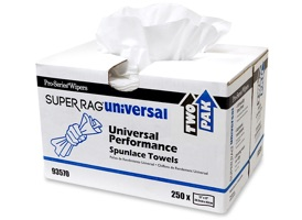 PRO Pop-Up Box Lint Free Wipes 12x17 #93570 at RagLady.com