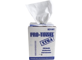 Heavy Duty Lint Free Wipes 10x15 #93141 at RagLady.com