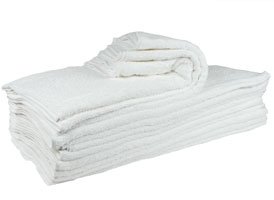 RagLady Premium Bath Towels 24x50 at RagLady.com