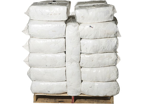 Recycled Bulk T Shirt Rags White 1 000lbs Buy Rags
