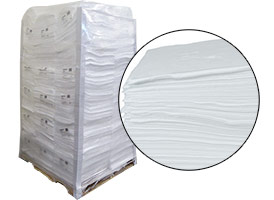 Absorbent Mats - Oil Only - 30 Bales at RagLady.com