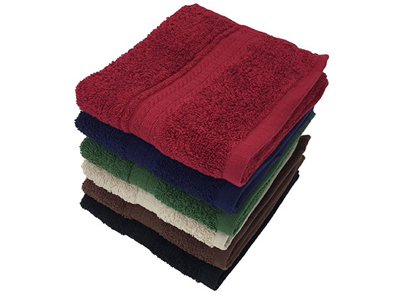 True Color Hand Towels 16x27 at RagLady.com