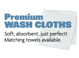 Premium Wash Cloth