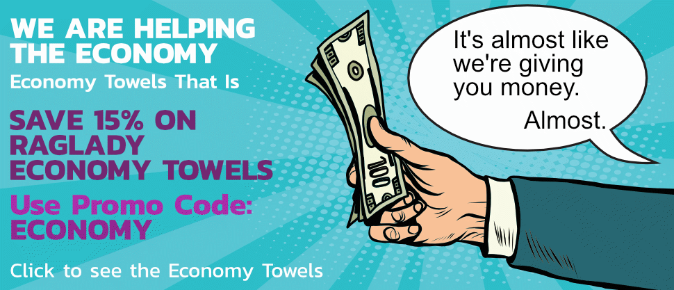 Economy Towels on Sale