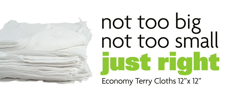 Buy Terry Cloths