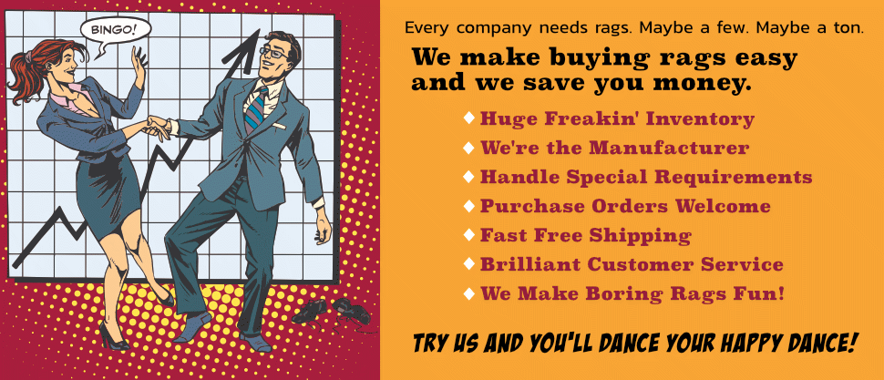 Best Rags for Better Business